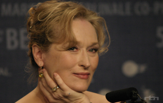 Maryl Streep (Actress)
